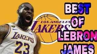Best Of Lebron James | 2019-2020 NBA Season