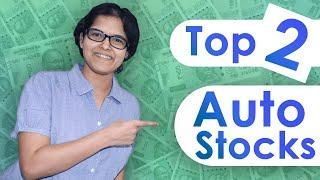 Best Auto Shares To Buy! Top 2 Stocks In Auto Sector! Fundamental Analysis By CA Rachana Ranade