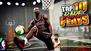 TOP 10 RARE Plays & Animations Plays Of The Week #53 - NBA 2K21 Highlights