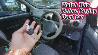 Watch This before Buying 2008 Second hand car ? Car buying process starts.