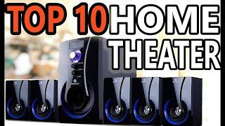 Top 10 Best Home Theater System in INDIA