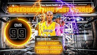 SECRET SPEED BOOSTING POST SCORER! This build will RUIN NBA 2K20!!