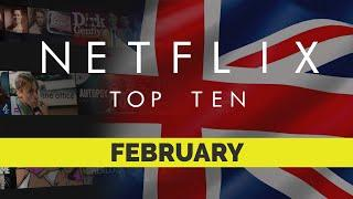 Netflix UK Top Ten Movies | February 2020 | Netflix | Best movies on Netflix | Netflix Originals