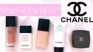 HOW TO CHOOSE THE BEST CHANEL FOUNDATION FOR YOU