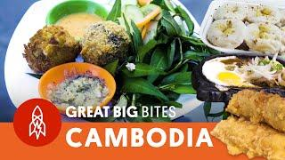 5 of the Best Street Food Finds in Phnom Penh, Cambodia