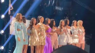 Miss universe 2019 TOP 20 WILDCARD (AUDIENCE VIEW)