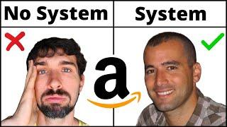 How To Create A System For Your Amazon FBA Business /w Barak Almog CEO of SellerFrame