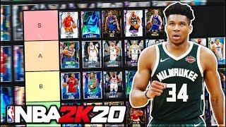 RANKING THE BEST SMALL FORWARDS IN NBA 2K20 MyTEAM!! (Tier List)