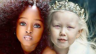 10 Most Unusual Kids In The World