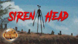 SIREN HEAD - Real or Fake?