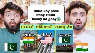 Top Ten Nuclear Power Country In The World 2020 Reaction By |Pakistani Bros Reactions|