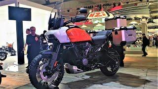 10 New Adventure Motorcycles in 2020