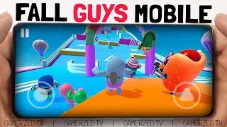 TOP 6 BEST FALL GUYS MOBILE GAMES FOR ANDROID/IOS IN 2021 (OFFLINE/ONLINE)