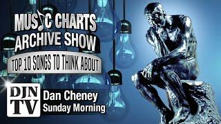 Music Word Game: Top 10 with Think In The Title. Music Charts Archive Show with Dan Cheney on #DJNTV