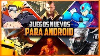 Nuevas Betas de Naruto Slugfest, Area F2, Project RIP y Mas - TOP Noticias Juegos Nuevos Android