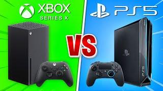PS5 vs Xbox Series X - Which is BEST?