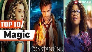 Top 10 Action Magic Adventure Movies in Hindi | Fantasy Adventure Hindi Dubbed Movies part 2