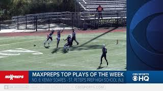 Top 10 Plays of the Week: High school football
