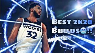 *NEW* ONLY 1% OF PEOPLE HAVE THIS RARE BUILD!! BEST BUILD ON 2K20!!!