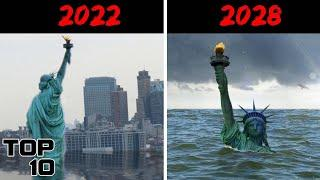 Top 10 Cities That Will Be Underwater Soon Due To Climate Change