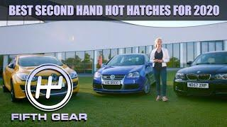 Best Second Hand Hot Hatch for 2020 | Fifth Gear