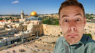 An Atheist Visits the Holy Land