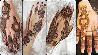 Latest & stylish mehndi design 2020/Mix Mehndi Designs Ideas Collection For Hands/fashion beauty