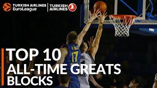 Top 10 All-Time Greats: Blocks