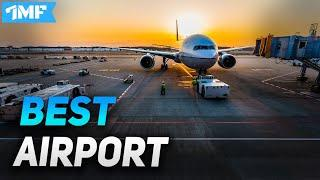 TOP 10 BEST AIRPORTS IN THE WORLD|2020 LIST
