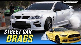 Street Car Test & Tune Feb 2020 | fullBOOST