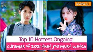 Top 10 Hottest Chinese Dramas to Watch in September 2021! draMa yT