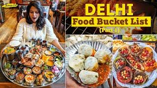 Best Food in Delhi You can't Miss- Part 1 | Delhi Street Food | Things2do