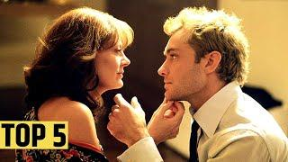 TOP 5 older woman - younger man relationship movies 2004