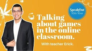 Simple games and activities for offline classroom with Teacher Erick!