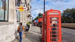 Walking Piccadilly Street | London Walk 2020 (4K)