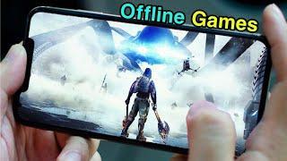 No internet ! No problem | Top 10 New offline Games | Android & iOS | 2019- 2020