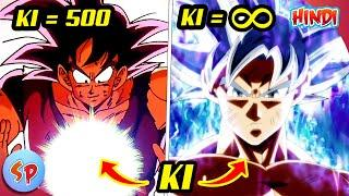 "Dragon Ball ""KI"" Finally Explained (Warriors Fighting Powers) 