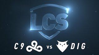 C9 vs DIG | Week 6 | Spring Split 2020 | Cloud9 vs. Dignitas