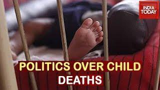 Political War Over Rising Death Toll At Kota Children's Hospital