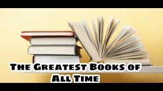 The Top 10: The Greatest Books of All Time by The Top 10 (Book)