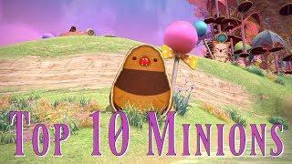 FFXIV: My Top 10 Minions