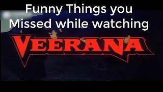 #Top 10 Hidden Comedy Scenes Bollywood horror Film Veerana (1988)