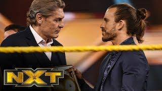 Adam Cole wins Male Competitor of the Year: WWE NXT, Jan. 1, 2020