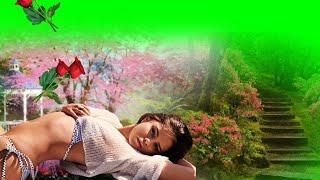 Green Effects / Wedding 3D Photo Frame Green Background Effects HD Video | Green Screen Effects 2020
