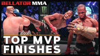 Top MVP Finishes | Bellator MMA