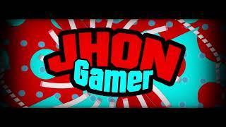 INTRO PARA JHON GAMER/ HAGO INTROS GRATIS / INTROS 2D GRATIS / FRE