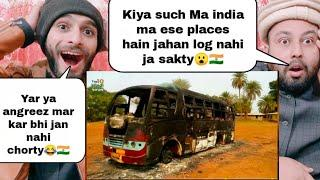 Top 10 Places in India You Are NOT Allowed to Visit-हिंदी | Reacted By | Pakistani Peace Reaction