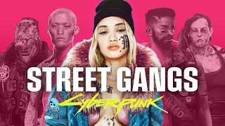 The Street Gangs Of Night City In 2077   Cyberpunk 2077 Lore