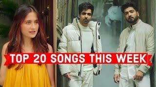 Top 20 Songs This Week Hindi/Punjabi 2021 (January 10)   Latest Bollywood Songs 2021