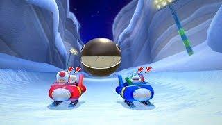 Mario Party 10 - Mario,Spike vs Toad, Rosalina #19 (Minigames Master)